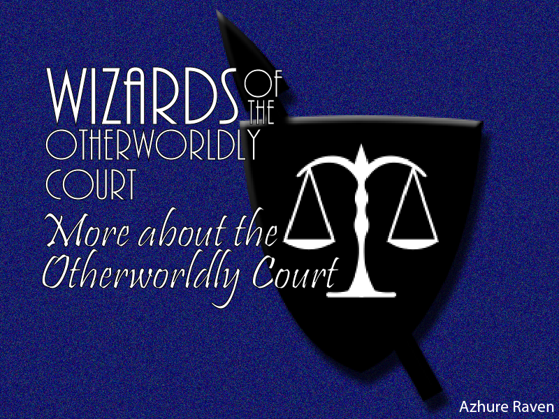 (Revised) More About the Otherworldly Court 2: Naming Conventions Part One – Species